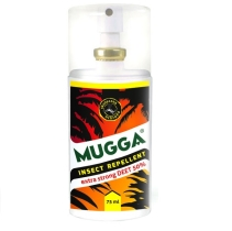 Mugga atomizer 50% DEET Extra Strong, 75 ml